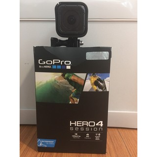 GOPRO Hero  4➕Session 運動攝影機 HERO4