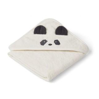 【代購】️丹麥 LIEWOOD 100%有機棉 連帽嬰兒包巾