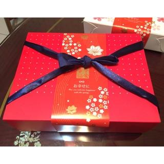 須先付訂)然健康又好吃的過年禮盒來囉帶禮盒-檸檬派.牛軋糖-花生/杏仁果蔓越莓.造型餅乾-牛奶.花生.巧克力