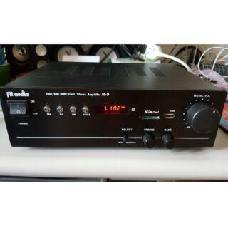 擴大機 Audio 音響 喇叭 發燒 雙聲道