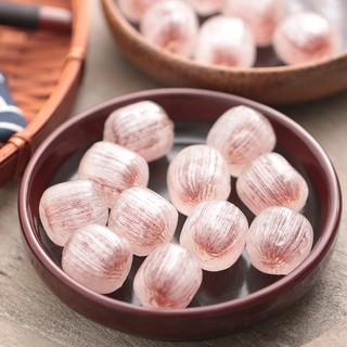 日本進口少女心零食理本ribon生梅饴生梅糖110g含梅肉50%梅子糖果