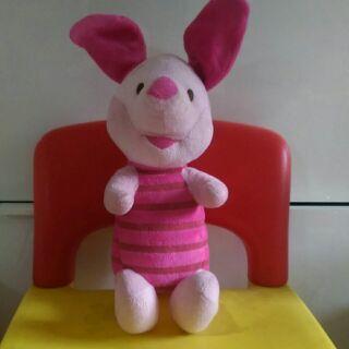 迪士尼小熊維尼- 小豬玩偶