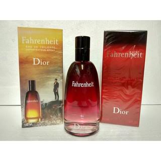 Dior/迪奧 Fahrenheit 華氏溫度 男士香水  100ml