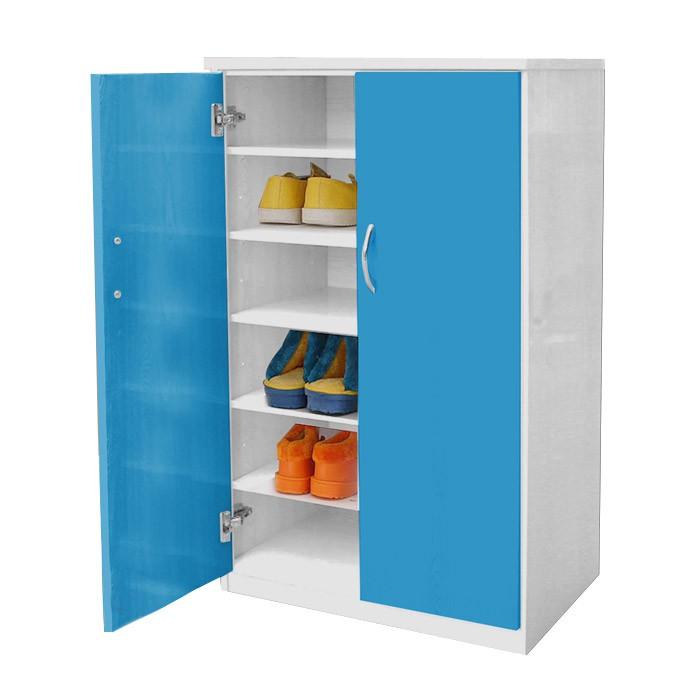 【ASSARI】水洗塑鋼雙門鞋櫃(寬65深37高112cm)