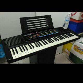 二手美科61鍵教學型電子琴MK-961B