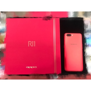 Oppo R11 限量經典紅