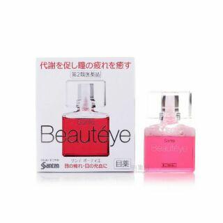 日本 Sante Beauteye 玫瑰 滴眼液 眼藥水