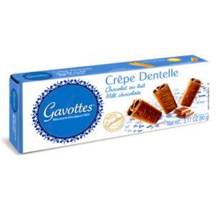 Gavottes牛奶巧克力/黑巧克力餅乾90g(下單前聊聊確認庫存)