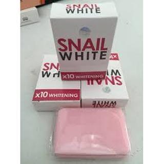 ~恬忻媽咪~ 泰國正品 超 保養品Snail white 蝸牛10 倍皂雷射標籤才是 喔