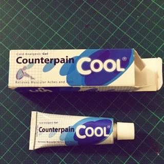 全新 泰國 痠痛軟膏 counterpain cool