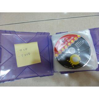 二手童書~青林 小瓢蟲幼幼英文 15cd+5dvd 合售 (不包括書)