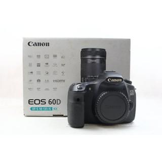 【青蘋果3C】Canon EOS 60D 單機身 APS-C 1800萬畫素 快門32984 二手單眼 %2320802