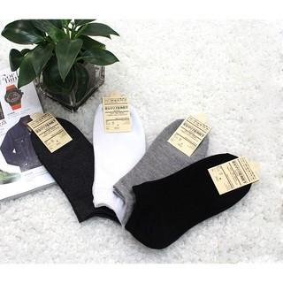 日系男襪10入組