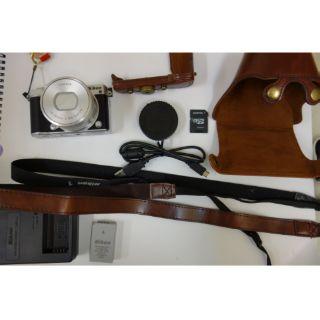全新Nikon 1 j5 10-30單鏡組僅拆封測試