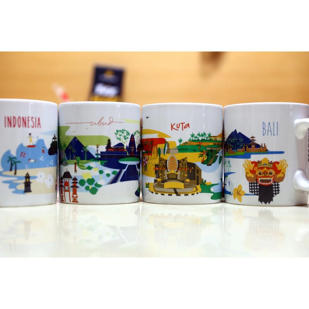 星巴克Starbucks 印尼 城市杯 印尼/庫塔/烏布/峇里島
