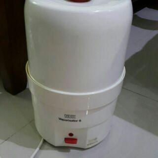 德國製NUK Vaporisator6蒸氣消毒鍋