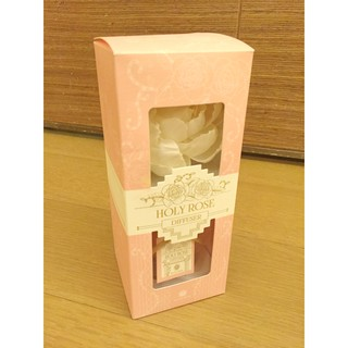 日本HOUSE OF ROSE 玫瑰花朵擴香瓶(HOLY ROSE DIFFUSER)