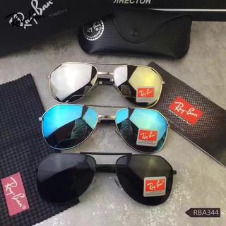 艾米麗】Ray-Ban雷朋 RBA334 2017春夏新款 折疊偏光炫彩太陽眼鏡