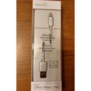 公司貨 moshi iPhone Lightning 傳輸 充電 線