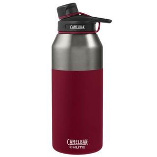 [台灣公司貨] CAMELBAK-美國戶外水壺最佳品牌 1200ml 戶外運動保溫水瓶 磚紅