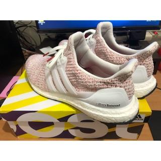 Adidas UltraBoost 4.0 白粉 BB6169