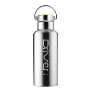 Driver 真空運動水瓶   600ml  長效保溫瓶  保冰保溫杯   304不銹鋼  好清洗  無異味