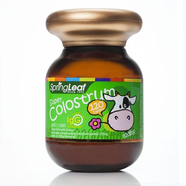 綠芙特級Homart活曼特 澳洲原裝進口 超級牛初乳片(120顆/瓶)◆醫妝世家◆