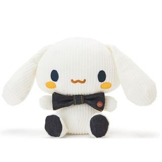 (預購)三麗鷗 SANRIO 大耳狗 x EDWIN 牛仔 娃娃 玩偶