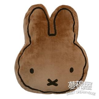夢棉屋 【米飛兔造型抱枕C】 miffy/抱枕/午安枕/玩偶/生日禮物/交換禮物/