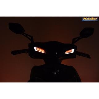 KYMCO RACING S KOSO ARROW LED 前方向燈組