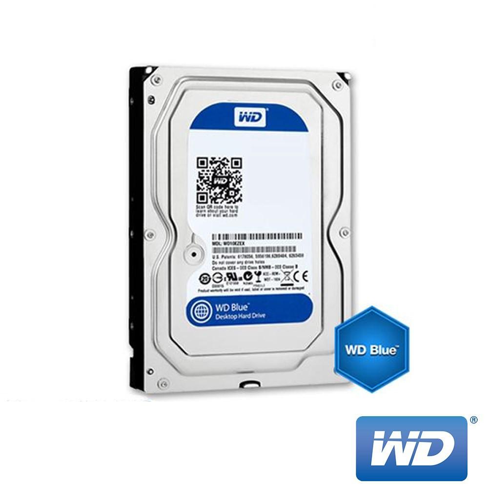 WD 1TB 2TB WD10EZEX WD20EZAZ 藍標 內接硬碟 桌上型硬碟 3.5吋硬碟 代理商公司貨