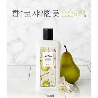 現貨-韓國- Missha香氛沐浴乳系列