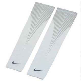 【買到賺到賣完為止】NIKE 抗UV臂套 袖套 白色 NRS53102LX 白色