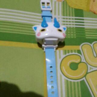 妖怪手錶~小石獅電子錶