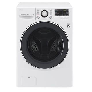 【LG樂金】14公斤 6 MotionDD變頻滾筒洗衣機。絢麗白/F2514DTGW