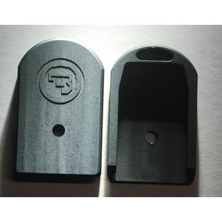 Precision Custom CNC製仿真CZ P-09鋁底板 適用KJ P09 10261
