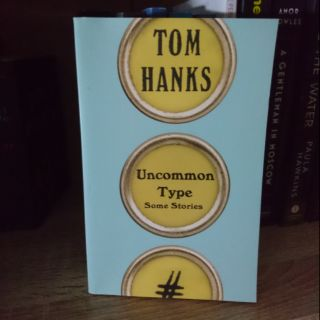 Uncommon type /tom hank 湯姆漢克