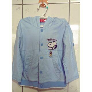 《二手》Snoopy 90cm造型外套