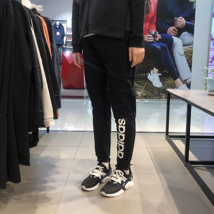 Adidas NEO W CE TRACK PANT 休閒運動長褲 DM2063