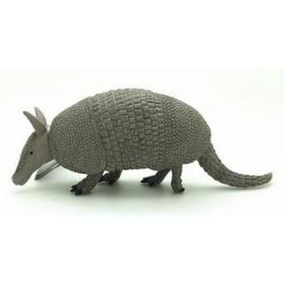 [協貿國際]   野生動物恐龍模型犰狳披甲豬鎧鼠 1入