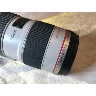 Canon EF 70-200 f2.8 L IS USM