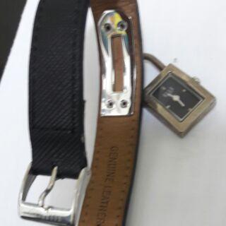 GENUINE LEATHER 義大利精品手錶