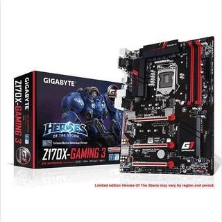 (全新盒裝公司貨) 技嘉GIGABYTE GA-Z170X-Gaming 3 主機板
