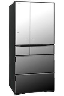 日立 六門冰箱 RX670GJ R-X670GJ 電動開門 鏡面高質感 另有NR-F681WX、NR-F611VX 電洽