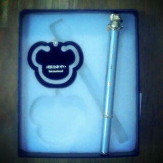 MIKIMOTO小熊筆禮盒