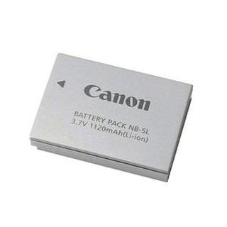 Canon NB-5L 原廠鋰電池