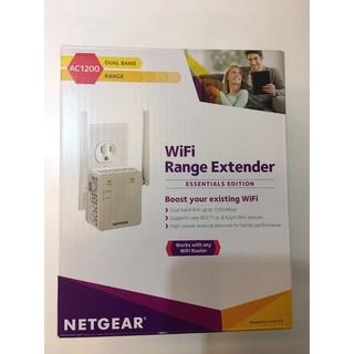 Netgear EX6120 雙頻 AC1200 訊號延伸器