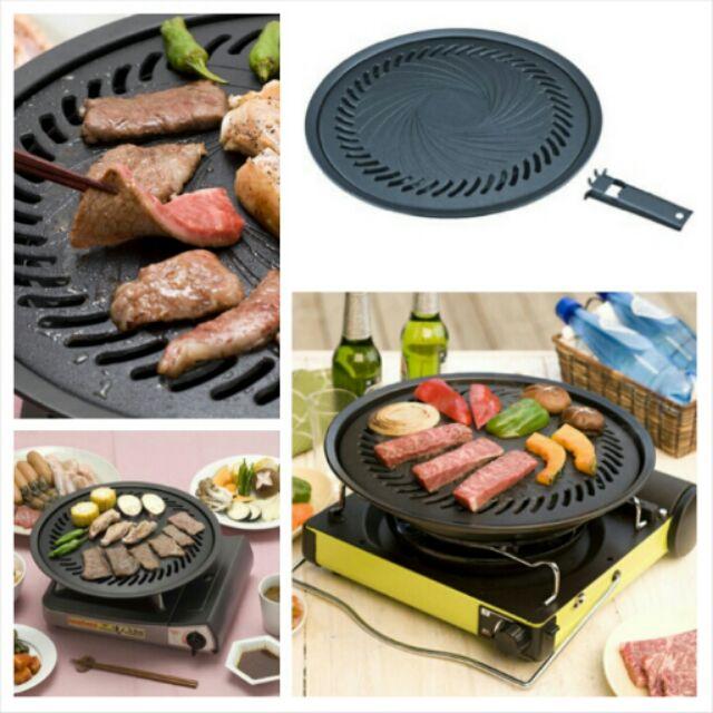 日本岩谷 Iwatani 現貨出 超好用 岩谷大圓燒烤盤 不沾 CB-P-Y3 cbpy3 用於烤肉 燒烤
