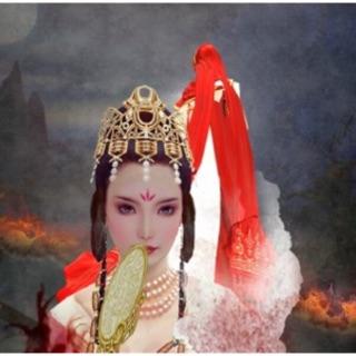 【君墨】劍三NPC米麗古麗 cos配飾 髮冠 訂製