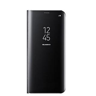 Samsung Galaxy S8 原廠透視感應皮套(5.8吋立架式) - 黑色